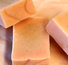 apricot and honey soap