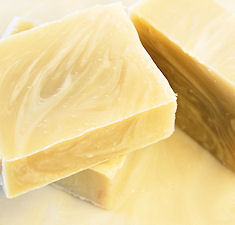 pineapple and coconut soap